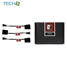 Noctua NA-SAC1  4 pin peripheral Adaptor Cables