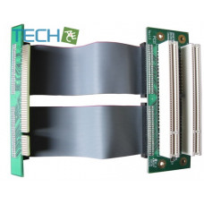CP-PCI200-32-RC 1 Slot to 2 Slot 32bit w/ribbon cable 1U 2U