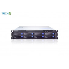 Gooxi RM2108-660-HT - 19' 2U 8x HotSwap Server Chassis