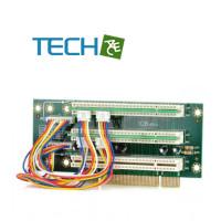 CP-PCI300-32 3 Slot 32bit riser card 2U