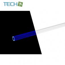 Alphacool HardTube 13/10mm acrylic clear UV-blue 20cm
