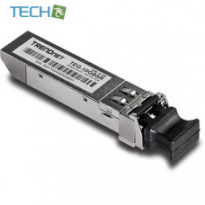 Trendnet TEG-10GBSR - 10GBASE-SR SFP  Multi Mode LC Module 550 m (1,804 feet) with DDM