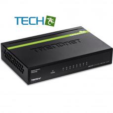 TRENDnet 8-Port Gigabit GREENnet Switch