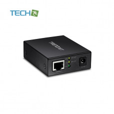 Trendnet TFC-GSFP - 1000BASE (Gigabit) -T to SX/LX SFP Fiber Media Converter