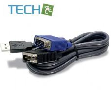 TRENDnet TK-CU06 - 1.83 m USB/VGA KVM cable
