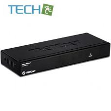 TRENDnet TK-V401S - 4-Port Stackable Video Splitter