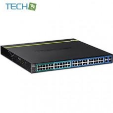 Trendnet TPE-4840WS - 48-Port Gigabit Web Smart PoE+ Switch