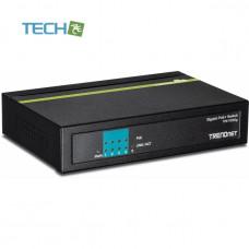 Trendnet TPE-TG50g - 5-Port Gigabit PoE  Switch