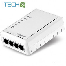 Trendnet TPL-4052E - 4-Port 500Mbps Powerline 500 AV Adapter