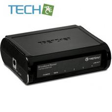 TRENDnet TW100-S4W1CA - 4-Port Broadband Router