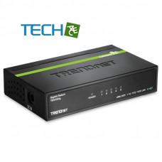 TRENDnet TEG-S50g 5-Port Gigabit GREENnet Switch  (Version v5.0R)