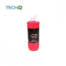 Phobya ZuperZero Water - UV Crystal Red, 1000ml