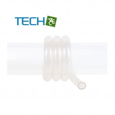 "Alphacool tubing AlphaTube HF 13/10 (3/8""ID) - UV blue transparent 1m (3,3ft) Retailbox"