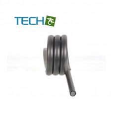 "Alphacool tubing AlphaTube HF 13/10 (3/8""ID) - UV black 1m (3,3ft) Retailbox"