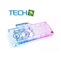 Alphacool Eisblock Aurora Acrylic GPX-N RTX 3070 with Backplate