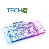 Alphacool Eisblock Aurora Acrylic GPX-N RTX 3090/3080 Ventus with Backplate
