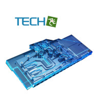 Alphacool Eisblock Aurora Acrylic GPX-N RTX 3090/3080 Suprim X with Backplate