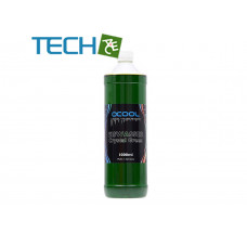 Alphacool Eiswasser Crystal Green premixed coolant 1000ml