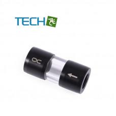 Alphacool Eiszapfen Acryl/Acetal Inline filter G1/4 inner thread