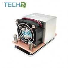 Dynatron A27G - 2U AM2 / AM2  / AM3 Socket Copper Heatsink AMD CPU Cooler