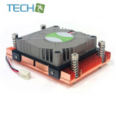 Dynatron A48G - AM2 / AM2  / AM3 Socket 1U Copper Heatsink CPU Cooler