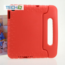 Apple iPad Air 2 Case - Kids Children Safe EVA Silicon Drop Shock Proof Smart Cover Red