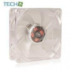 SilenX Effizio EFX-08-15B - 80x25mm 15dBA 32CFM Blue LED Fan