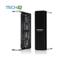 Noctua NA-HC4 chromax black  Add-on heatsink cover for NH-D15(S) series