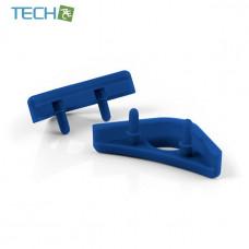 Noctua NA-SAVP1 - Chromax Anti-Vibration Fan Mount Set - 16 Pack - Blue (NA-SAVP1 blue)