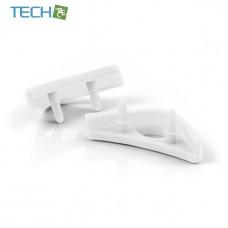 Noctua NA-SAVP1 - Chromax Anti-Vibration Fan Mount Set - 16 Pack - White (NA-SAVP1 white)