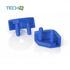 Noctua NA-SAVP5 - Chromax Anti-vibration pads - 16 pack - Blue (NA-SAVP5 blue)