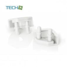 Noctua NA-SAVP5 - Chromax Anti-vibration pads - 16 pack - White (NA-SAVP5 white)