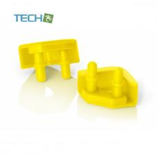 Noctua NA-SAVP5 - Chromax Anti-vibration pads - 16 pack - Yellow (NA-SAVP5 yellow)