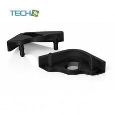 Noctua NA-SAVP6 - Chromax Anti-Vibration pads - 16 pack - Black (NA-SAVP6 black)