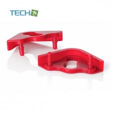 Noctua NA-SAVP6 - Chromax Anti-Vibration pads - 16 pack - Red (NA-SAVP6 red)