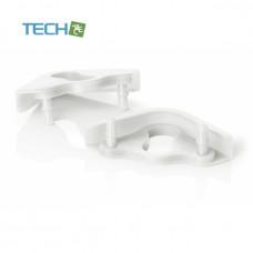 Noctua NA-SAVP6 - Chromax Anti-Vibration pads - 16 pack - White (NA-SAVP6 white)