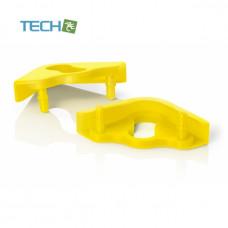 Noctua NA-SAVP6 - Chromax Anti-Vibration pads - 16 pack - Yellow (NA-SAVP6 yellow)