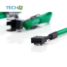 Noctua NA-SEC1 chromax green 4x30cm extension cables