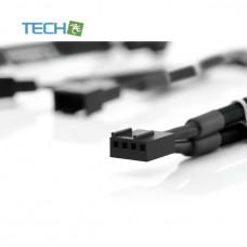 Noctua NA-SYC1 chromax black 3x y-cables