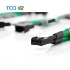 Noctua NA-SYC1 chromax green 3x y-cables