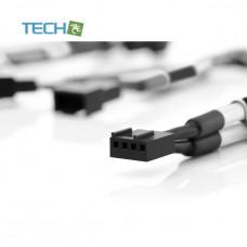 Noctua NA-SYC1 chromax white 3x y-cables