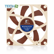 Noctua NF-A12x15 FLX 3pin 1850rpm  120mm fan