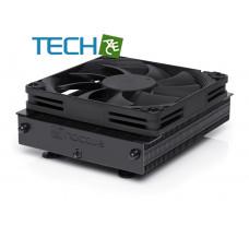 Noctua NH-L9a-AM4 Chromax.Black 37mm low-profile CPU Cooler for AMD Ryzen