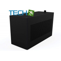 Louqe GHOST S1 PC case Ash