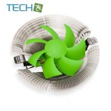 SilenX EFZ-100HA2 Effizio CPU Cooler - 100mm Fan, Fluid Dynamic Bearing, LGA 775, LGA 1156