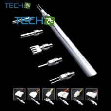 Lamptron Deluxe Modding Tool Kit - Silver ATX Computer Modding Kit