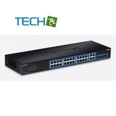 TRENDnet 28-Port Gigabit Web Smart Switch (Version v1.1R)