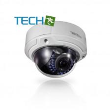 Trendnet TV-IP341PI - Indoor / Outdoor 2 MP 1080p Varifocal PoE IR Dome Network Camera