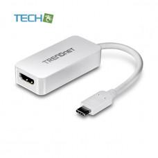 TRENDnet TUC-HDMI - USB-C to HDMI 4K UHD Display Adapter