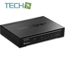 TRENDnet TW100-BRF214 - 4-Port Fast Ethernet Firewall Router